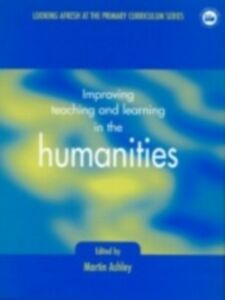 Foto Cover di Improving Teaching and Learning in the Humanities, Ebook inglese di  edito da Taylor and Francis