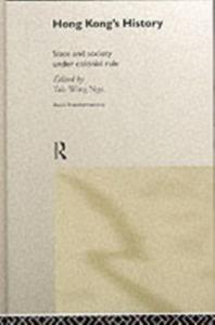 Ebook in inglese Hong Kong's History -, -