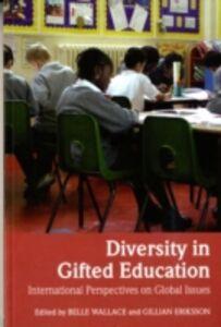 Foto Cover di Diversity in Gifted Education, Ebook inglese di  edito da Taylor and Francis