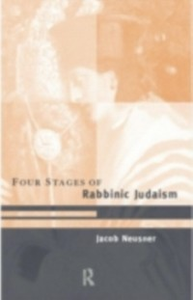 Ebook in inglese Four Stages of Rabbinic Judaism -, -