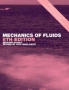 Foto Cover di Mechanics of Fluids, Eighth Edition, Ebook inglese di John Ward-Smith, edito da CRC Press
