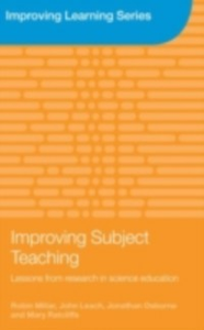 Ebook in inglese Improving Subject Teaching Leach, John , Millar, Robin , Osborne, Jonathan , Ratcliffe, Mary