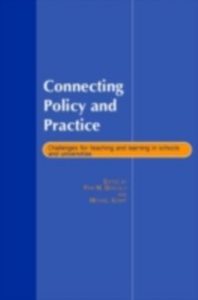 Ebook in inglese Connecting Policy and Practice -, -