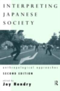 Ebook in inglese Interpreting Japanese Society -, -