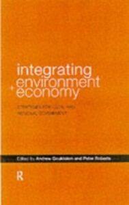 Foto Cover di Integrating Environment and Economy, Ebook inglese di  edito da Taylor and Francis