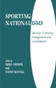 Foto Cover di Sporting Nationalisms, Ebook inglese di  edito da Taylor and Francis