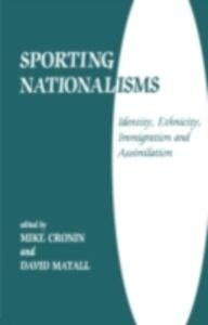 Ebook in inglese Sporting Nationalisms -, -
