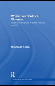 Ebook in inglese Women and Political Violence Alison, Miranda