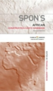 Ebook in inglese Spon's African Construction Cost Handbook, Second Edition Frankli, ranklin