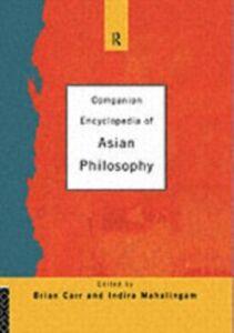 Foto Cover di Companion Encyclopedia of Asian Philosophy, Ebook inglese di  edito da Taylor and Francis