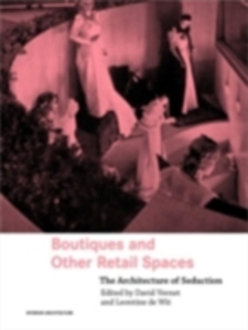 Ebook in inglese Boutiques and Other Retail Spaces -, -