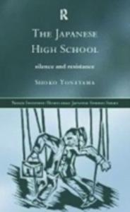 Ebook in inglese Japanese High School Yoneyama, Shoko