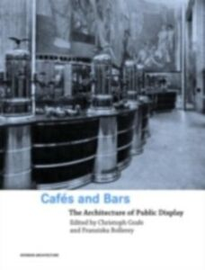 Ebook in inglese Cafes and Bars -, -