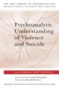 Ebook in inglese Psycho Understand Viol&Suicide -, -