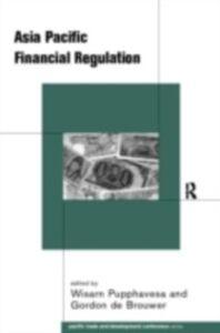 Foto Cover di Asia-Pacific Financial Deregulation, Ebook inglese di  edito da Taylor and Francis
