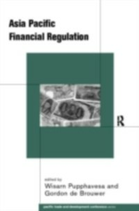Ebook in inglese Asia-Pacific Financial Deregulation -, -