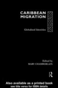 Ebook in inglese Caribbean Migration -, -