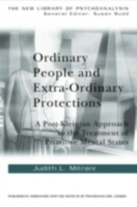 Ebook in inglese ORDINARY PEOPLE EXTRAORD PROT -, -