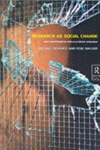 Ebook in inglese Research as Social Change Schratz, Michael , Walker, Rob