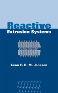 Ebook in inglese Reactive Extrusion Systems Janssen, Leon P.B.M.