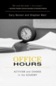 Ebook in inglese Office Hours Nelson, Cary , Watt, Stephen