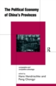 Ebook in inglese Political Economy of China's Provinces -, -