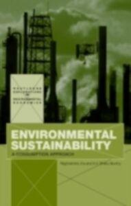 Ebook in inglese Environmental Sustainability Jha, Raghbendra , Murthy, K.V. Bhanu
