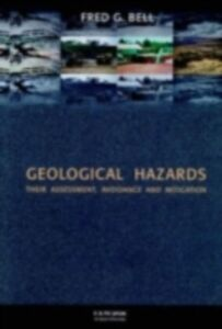Foto Cover di Geological Hazards, Ebook inglese di Fred G. Bell, edito da CRC Press