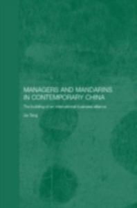 Ebook in inglese Managers and Mandarins in Contemporary China Tang, Jie