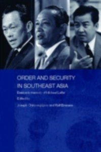Ebook in inglese Order and Security in Southeast Asia -, -
