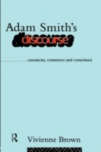 Ebook in inglese Adam Smith's Discourse Brown, Vivienne