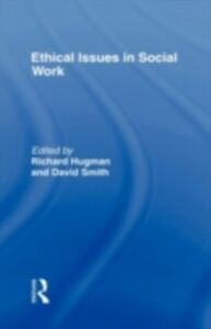 Foto Cover di Ethical Issues in Social Work, Ebook inglese di  edito da Taylor and Francis
