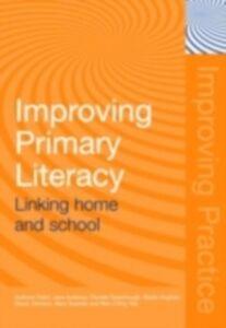 Foto Cover di Improving Primary Literacy, Ebook inglese di AA.VV edito da Taylor and Francis