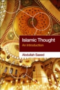 Ebook in inglese Islamic Thought Saeed, Abdullah