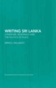 Ebook in inglese Writing Sri Lanka Salgado, Minoli