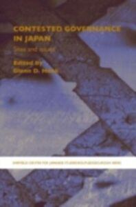 Foto Cover di Contested Governance in Japan, Ebook inglese di  edito da Taylor and Francis