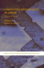 Contested Governance in Japan