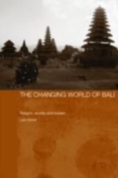 Changing World of Bali