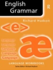 Ebook in inglese English Grammar Hudson, Richard