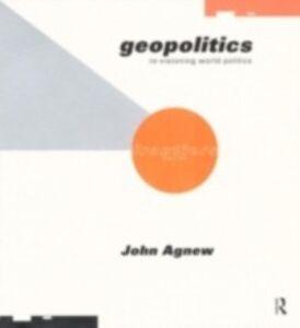 Ebook in inglese Geopolitics Agnew, John