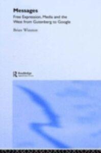 Foto Cover di Messages, Ebook inglese di Brian Winston, edito da Taylor and Francis