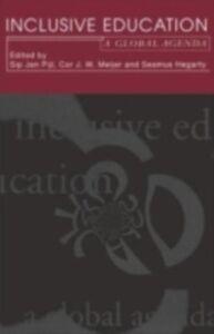 Ebook in inglese Inclusive Education Hegarty, Seamus , Meijer, Cor and , Pijl, Sip Jan
