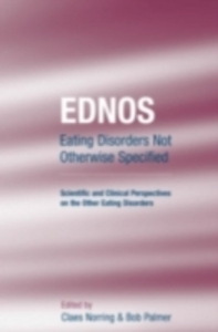 Ebook in inglese EDNOS: Eating Disorders Not Otherwise Specified -, -