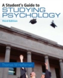 Ebook in inglese Student's Guide to Studying Psychology Heffernan, Thomas