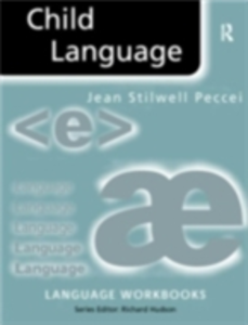 Ebook in inglese Child Language Peccei, Jean Stilwell