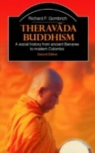 Ebook in inglese Theravada Buddhism Gombrich, Richard