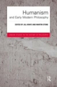 Ebook in inglese Humanism and Early Modern Philosophy