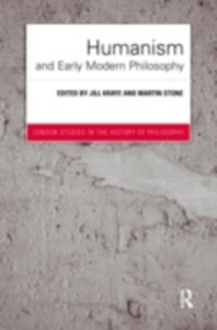 Ebook in inglese Humanism and Early Modern Philosophy -, -