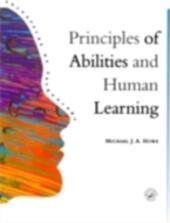 Princ Abilities & Human Learn