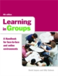 Ebook in inglese Learning in Groups Jaques, David , Salmon, Gilly